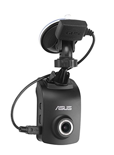 ASUS Reco Classic Car Dash Cam, 1080p Full HD