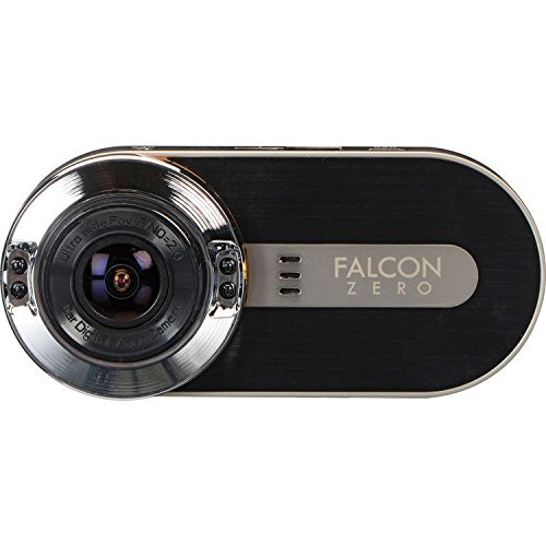 FalconZero F170HD+ GPS DashCam 1080P 170° Viewing Angle 32GB microSD Card Included FULL HD 1080p