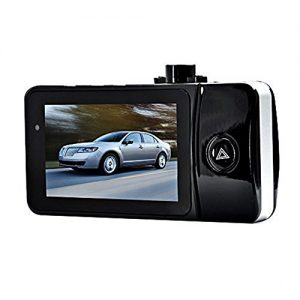 "Car Recorder, PYRUS 2.7"" 1080P HD Wide-angle Night Vision Dash Cam"
