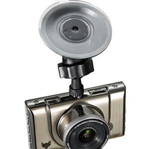"icefox® 3.0"" FHD Dash Cam, 170° Wide Angle 12MP Car Dashboard Camera"