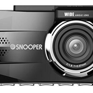 Snooper DVR-4HD 1080p HD GPS Dash Camera with Speed Alerts