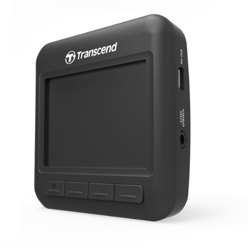 Transcend 32GB DrivePro 200 Car Video Recorder with Built-In Wi-Fi, TS32GDP200A-U