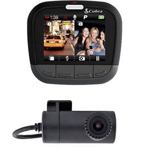 Cobra CDR 895D Drive HD Dual Channel Dash Camera