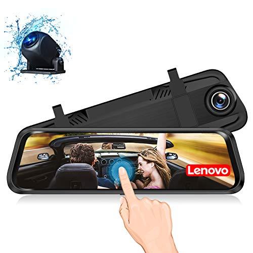 Lenovo HR06A 9.66 inch mirror dash cam
