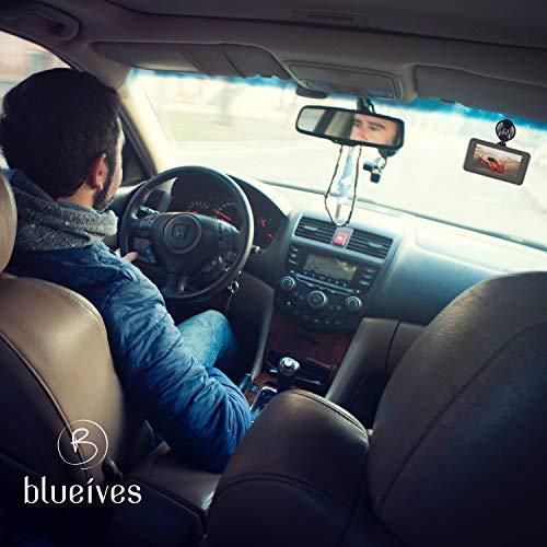Blueives 1080P FHD In Car Dash Cam