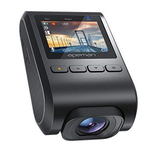 APEMAN Mini Dash Cam with Hidden Design, 1080P Full HD Dash Camera for Cars, Car Video Recorder with G-sensor, 170° Wide Angle, Motion Detection, Parking Mode, Loop Recording