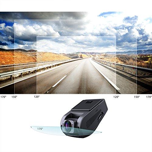 AUKEY DR02 Dashboard Camera