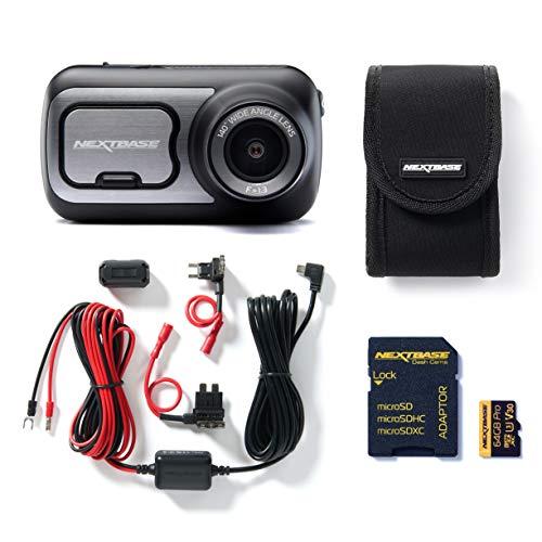 Nextbase 422GW Full 1080p HD In Car Dash Cam Camera