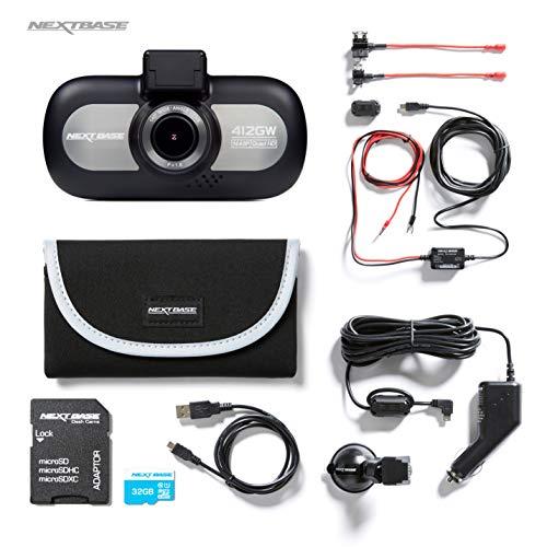 Nextbase 412GW 1440p HD In-Car Dash Camera